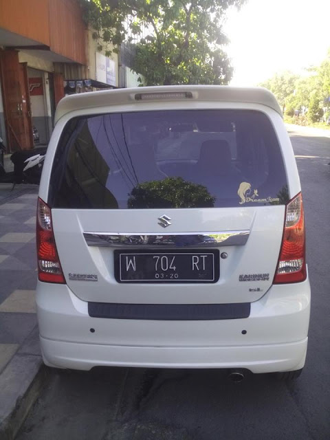 Karimun Wagon GL Dilago tahun 2014 bekas