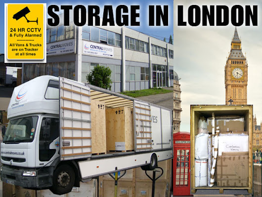 Storage in London