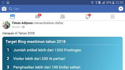 Cara buat DAFTAR di status Facebook untuk ajukan pertanyaan atau pilihan