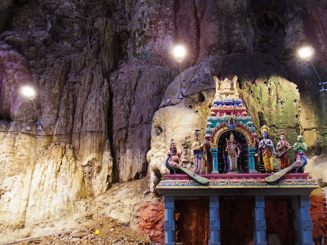 Batu Caves templi