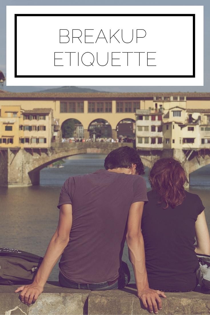 Breakup Etiquette