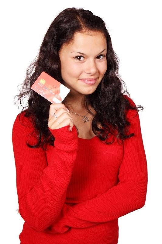 como vender pela internet mulher com cartão de crédito