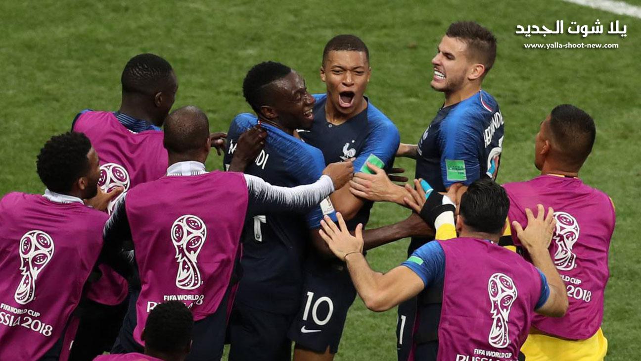 مباراة فرنسا وبوليفيا