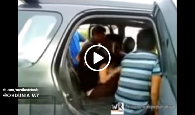 Video: Gadis 16 Tahun Kantoi Ditangkap Basah Bersama 2 Lelaki