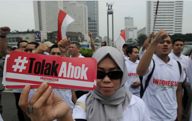 Para PNS Pemprov DKI Jakarta Sepakat Lawan Ahok