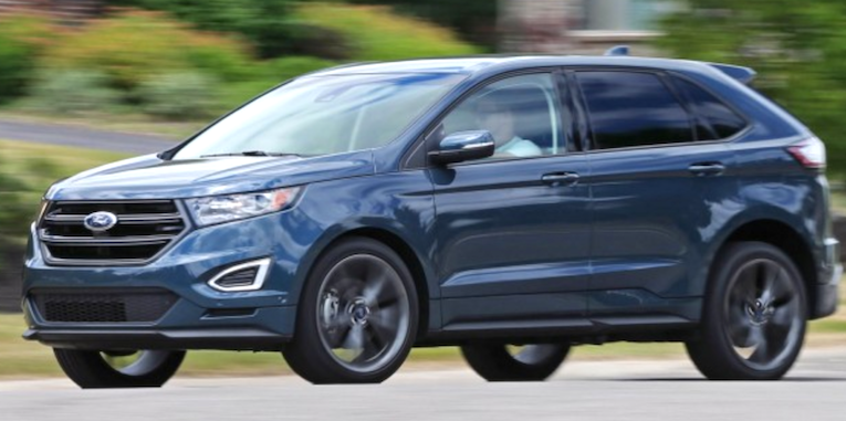 Ford Edge Redesign
