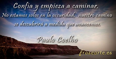 Frases para vivir, Paulo Coelho