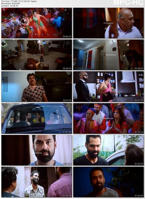 Nanu Ki Jaanu (2018) Hindi Full Movie Download 1CD Pre DVD-Rip x264 700MB