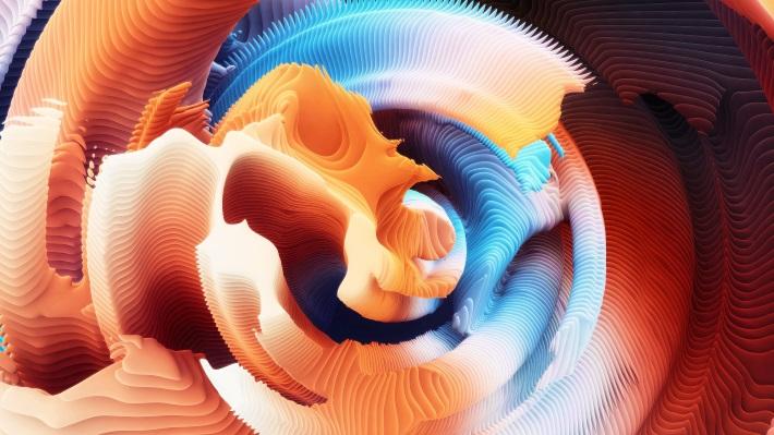 Wallpaper 8: The Super Spirals
