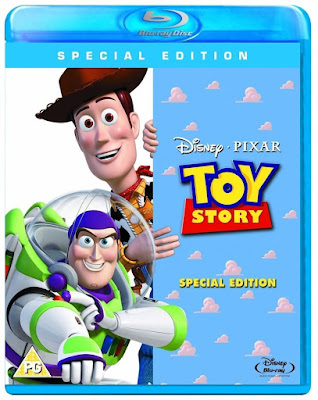 Toy Story Special Edition 1995 BD25 Latino