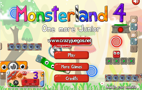 Jugar Monsterland 4 One More Junior