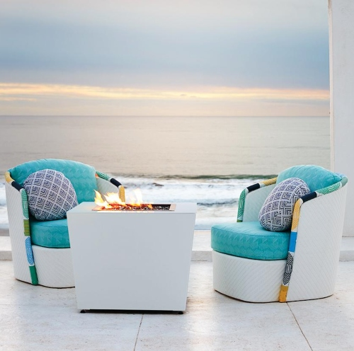 Fire Pits for Coastal Living