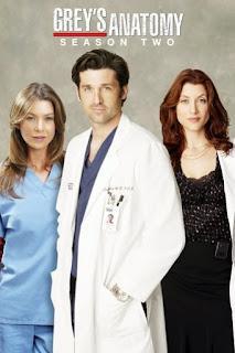 Anatomia de Grey Temporada 2 audio Español
