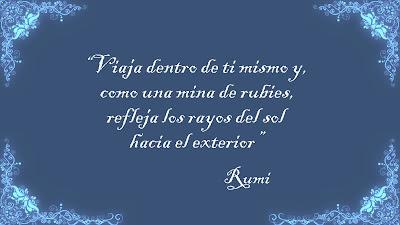 Percepción De La Unidad Frases De Rumi