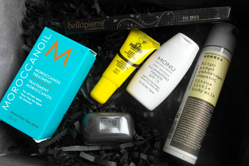 One Little Vice Beauty Blog: LookFantastic Beauty Box Contents