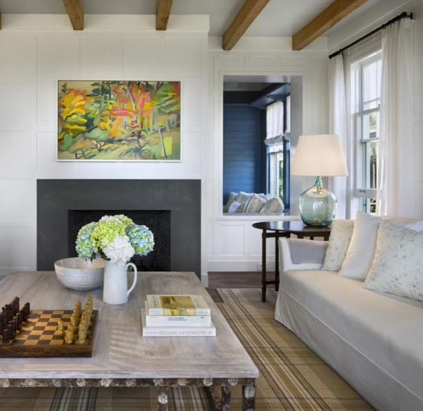 Décor De Provence: The Perfect Nantucket Perch