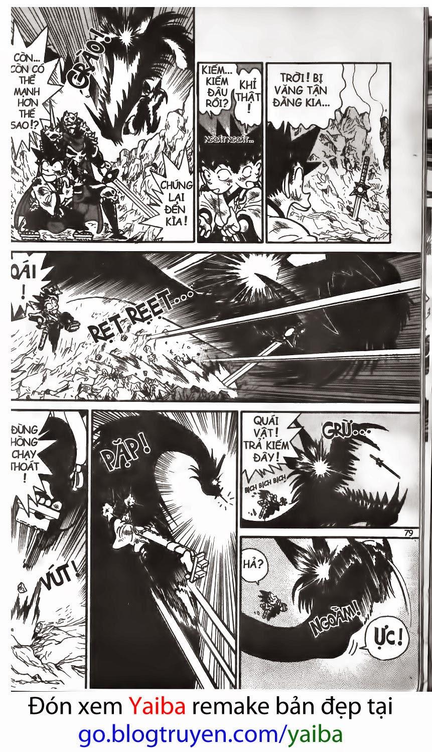 Yaiba chap 159 trang 11