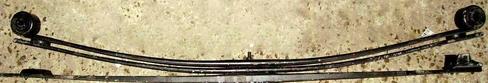 усиленная рессора для Атего 5 тонн
