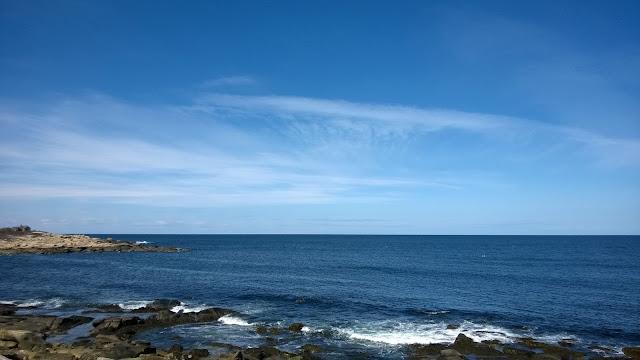 Rockport, Massachusetts ocean view