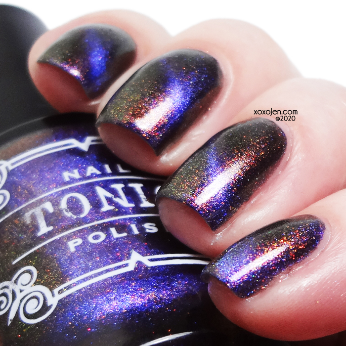 xoxoJen's swatch of Tonic Sing Your Life