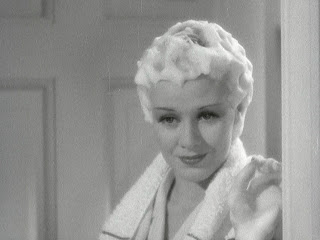 Image result for ginger rogers swing time hair