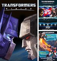 Transformers Forged to Fight Mod Apk v1.0.1 Terbaru