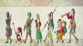 Dragon Quest XI Xbox One Background