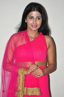 Actress Raj Shri Poonnappa Stills in Pink Dress at Mental Police Trailer Launch BollywoodGossip 0013.JPG