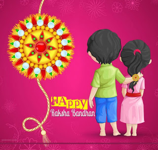 Happy Raksha Bandhan Images for FB