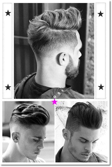 peinados ellos tendencias