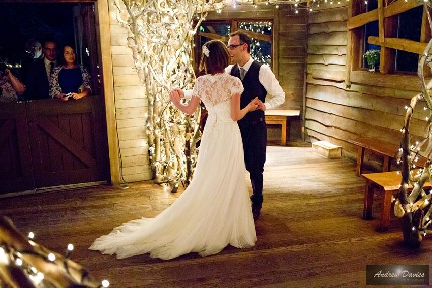 alnwick treehouse wedding photographer