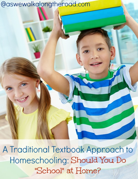 Using textbooks and workbooks for homeschooling