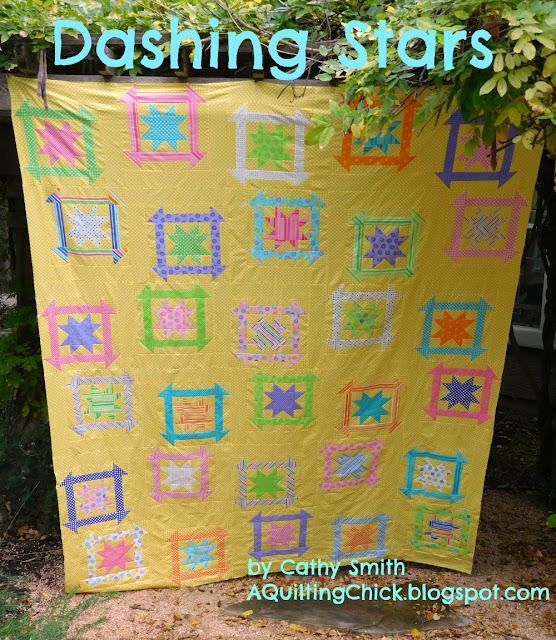Dashing Stars
