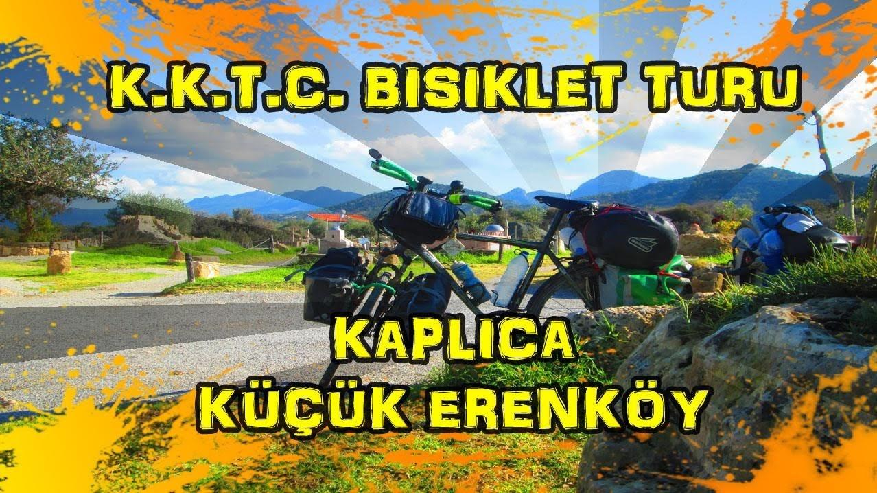 2018/12/23 K.K.T.C. Bisiklet Turu - Kaplıca ~ Küçük Erenköy