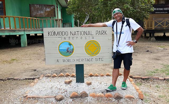 Komodo National Park Malaysia Asia