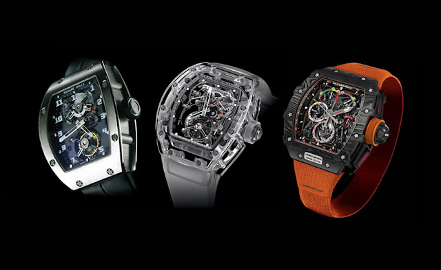 Reading for the week-end: the history of the Richard Mille brand