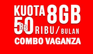 Cara Daftar Paket Combo Vaganza ( Murah ) Telkomsel Terbaru 2019