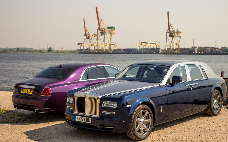 1440X900 New Rolls Royce