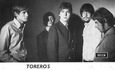 The Torero's - Singles & EPs 1963 - 1967
