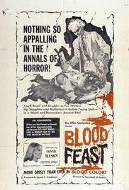 Watch Blood Feast Online Free 1963 Putlocker