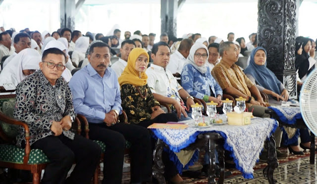 Rapat Koordinasi Daerah Forum Honorer Kategori 2 Indonesia