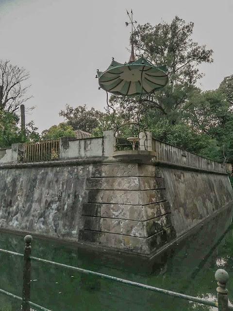 Ombrellino cinese a Caserta