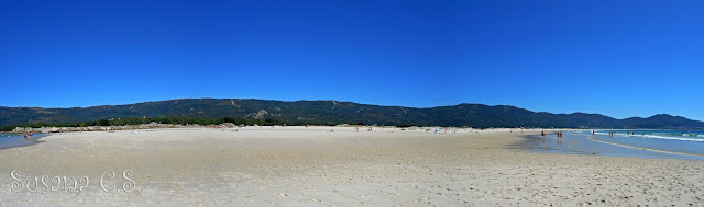 Playa de Carnota - A Coruña
