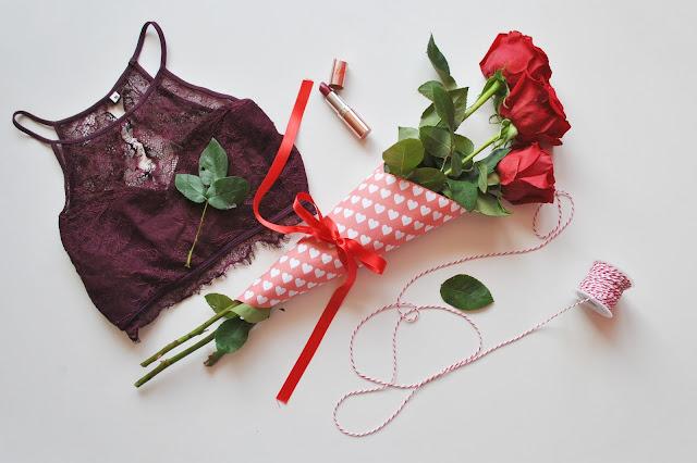 DIY kornout na květiny
