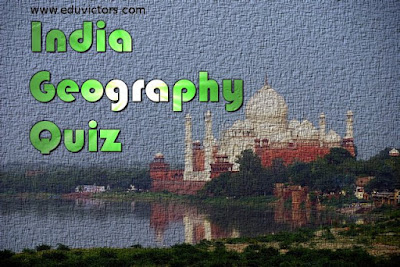 Geography India Quiz