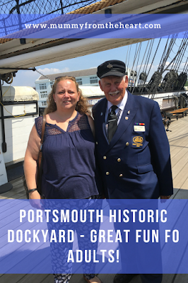 portsmouth dockyard pin
