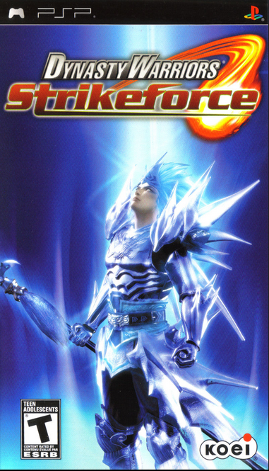 Dynasty Warriors: Strikeforce PSP Free Download