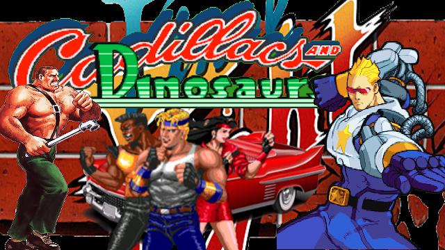 Os beat up mais jogados nos arcade nos anos 90