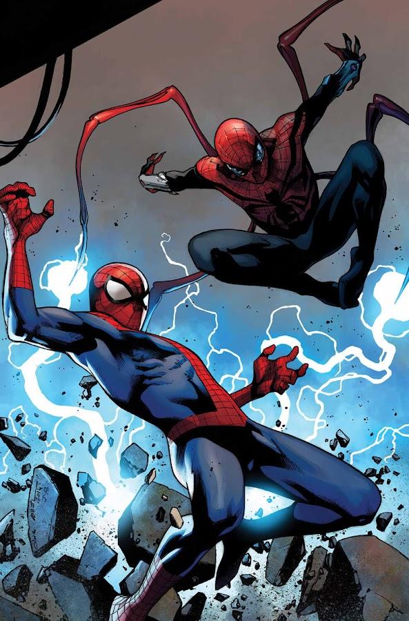 spider verse superior spider man