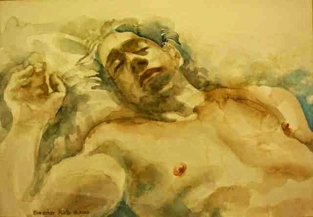 Израильская художница. Smadar Katz